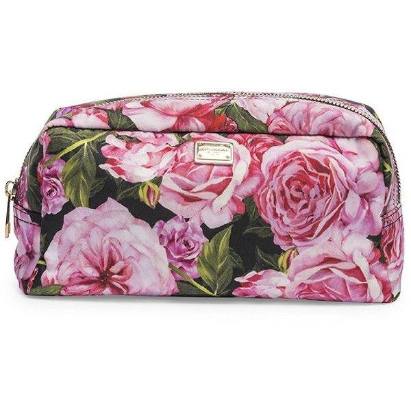 Floral-printed cosmetic case Dolce & Gabbana G9bZQx