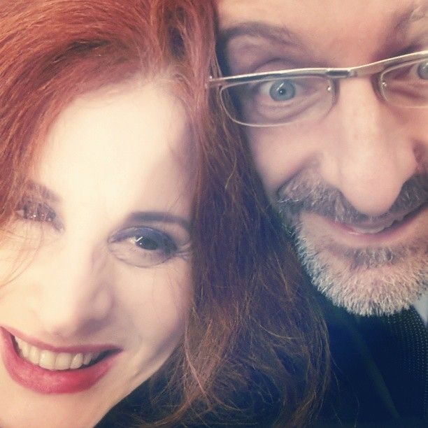 The RedHead, Rossana Diana with Marco HermannMayer