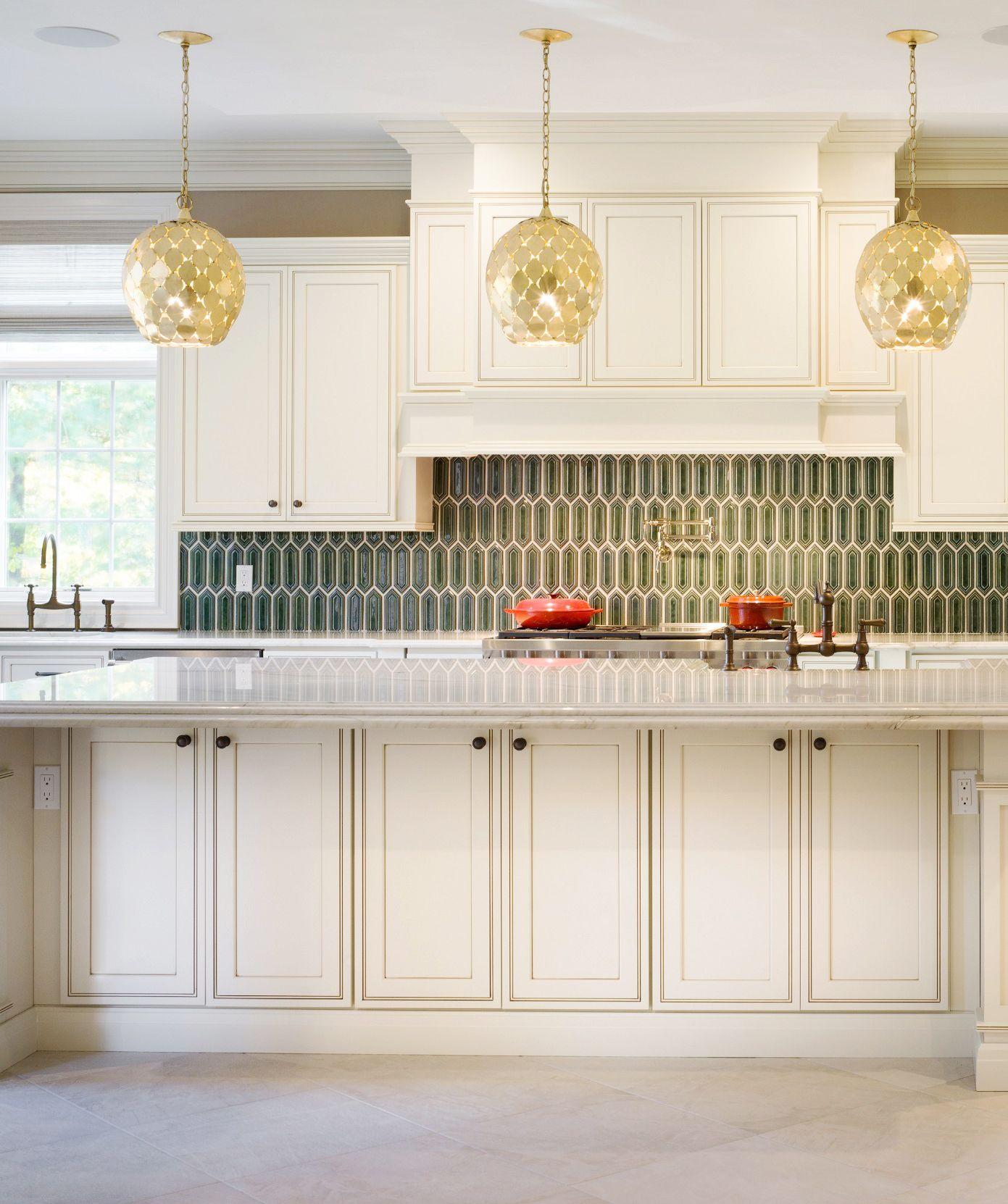 Pearl Maple Glazed | Maple kitchen cabinets, Maple kitchen ...