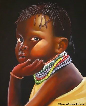 PINTORES AFRICANOS - Buscar con Google