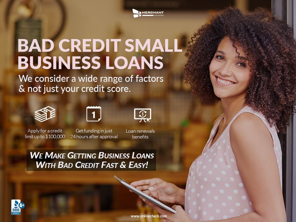 Finding Businessloans With Badcreditscore We Can Help Business Loans Bad Credit Loans For Bad Credit