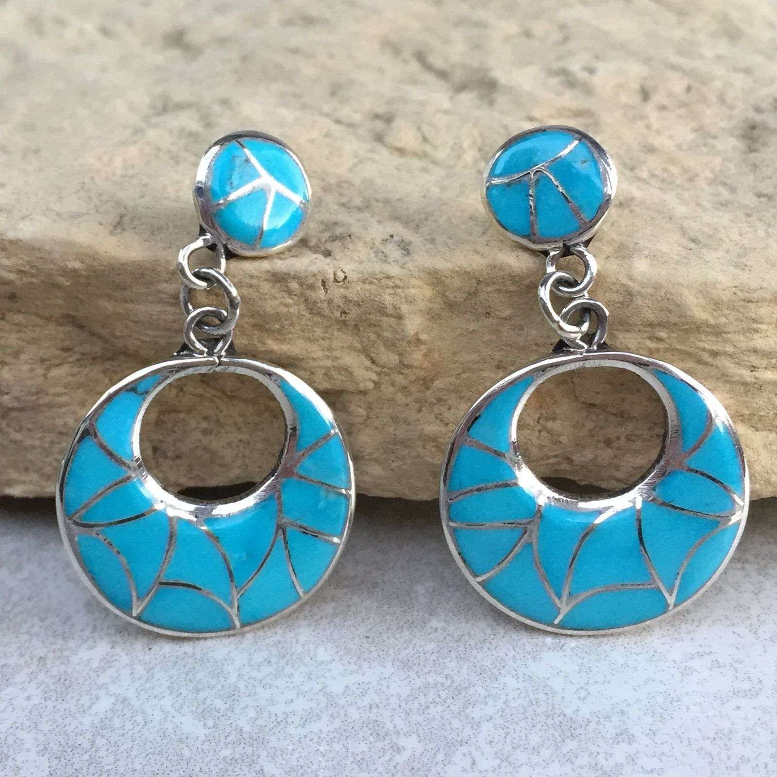 beauty jewelry plaza sleeping artists jewellery on american earrings category stone the malouf turquoise native archives