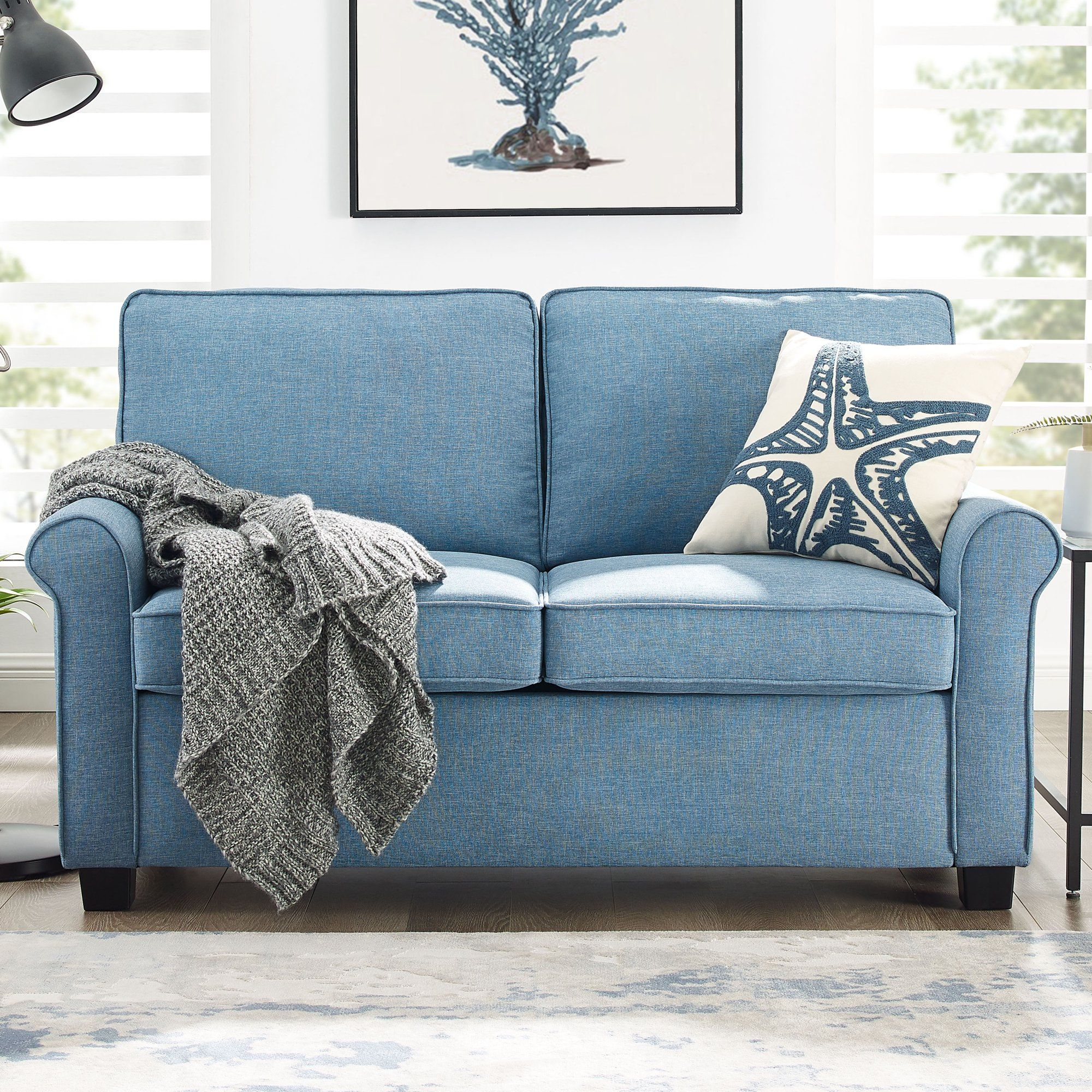Pin on Colorful couch