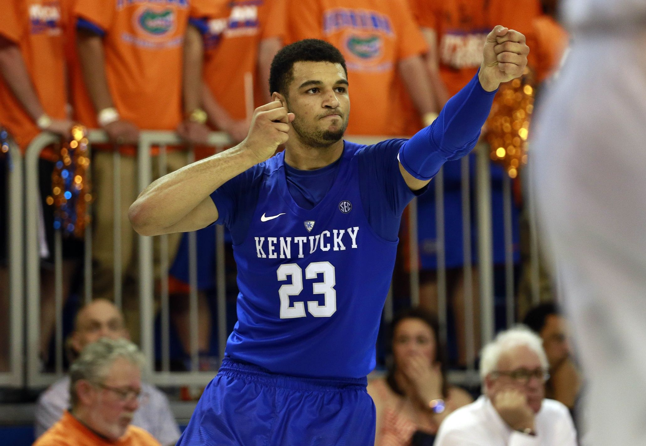 Kentucky Basketball Is An Enigma Well Into The Season: Murray And His Bow And Arrow 🎯