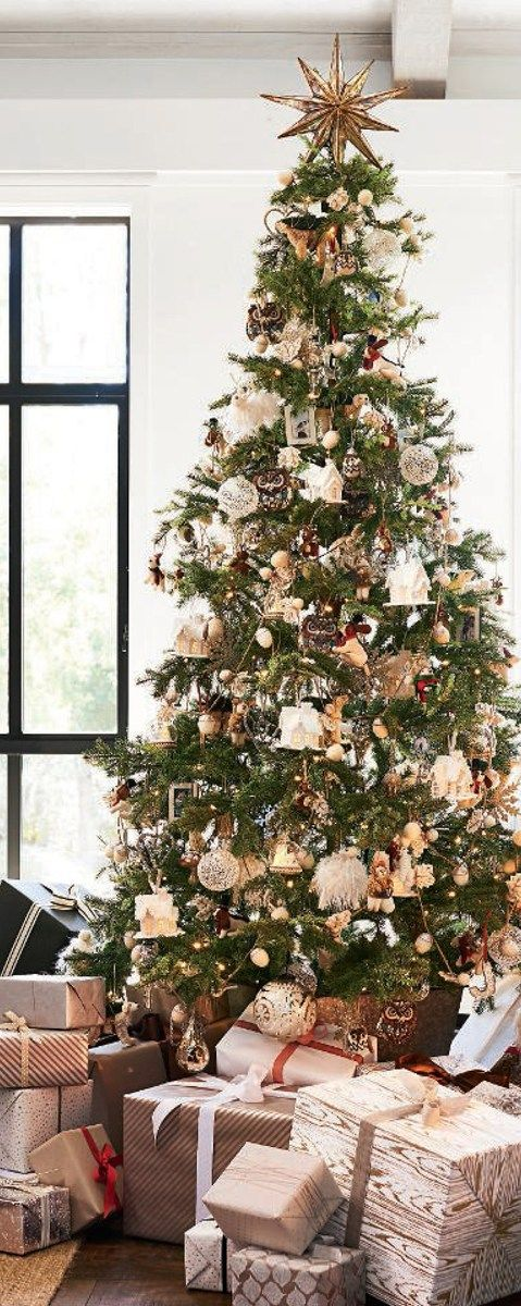 Christmas Decorating Christmas trees  mantles Pinterest