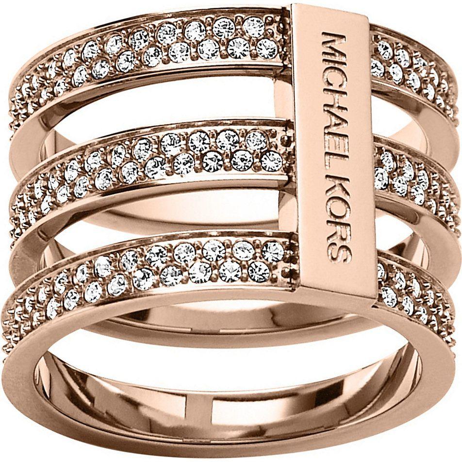 Michael Kors Damenring MKJ 3781791 | Michael kors ring, Mode