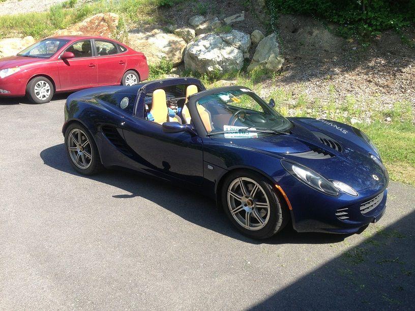 2005 Lotus Elise for sale Nightfall Blue - LotusTalk - The Lotus ...