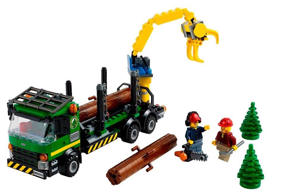 LEGO City: 2014 Vehicle Sets Racing Car (60053) Light Repair Truck ...
