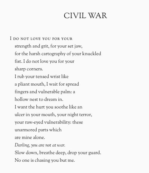 Civil War Poems 2