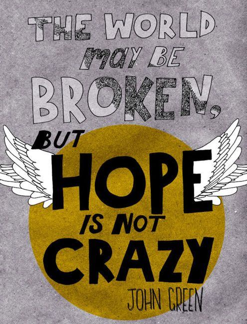 """""""Hope is a good thing--maybe the best of things, and no good thing ever dies.""""  Shawshank Redemption  #quote"""