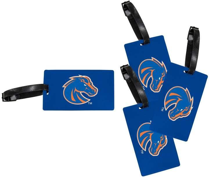 Denco NCAA Boise State Broncos Wheeled Laptop Overnighter