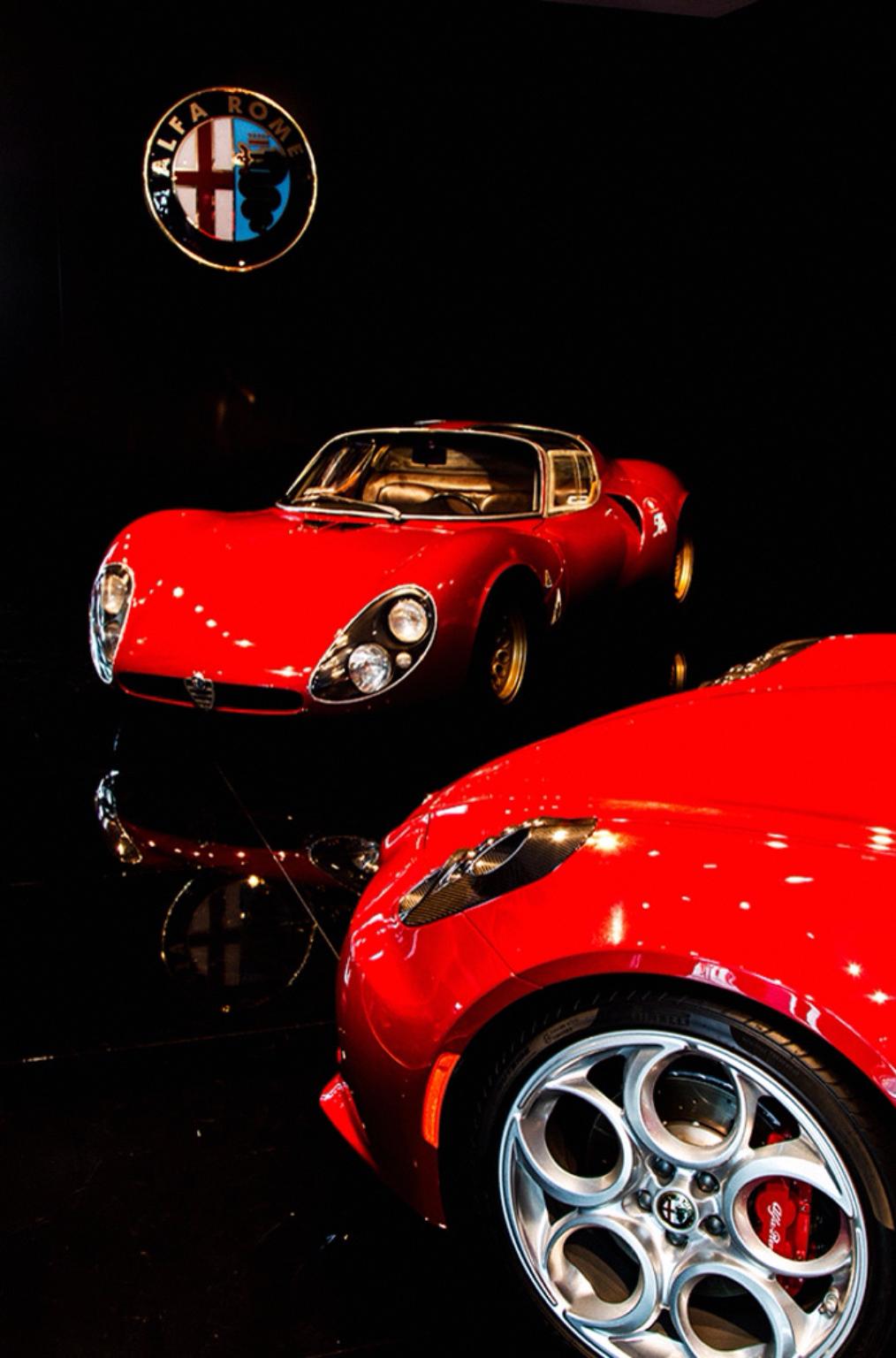 Alfa Romeo 33 Stradale 4c Alfaromeoclassiccars