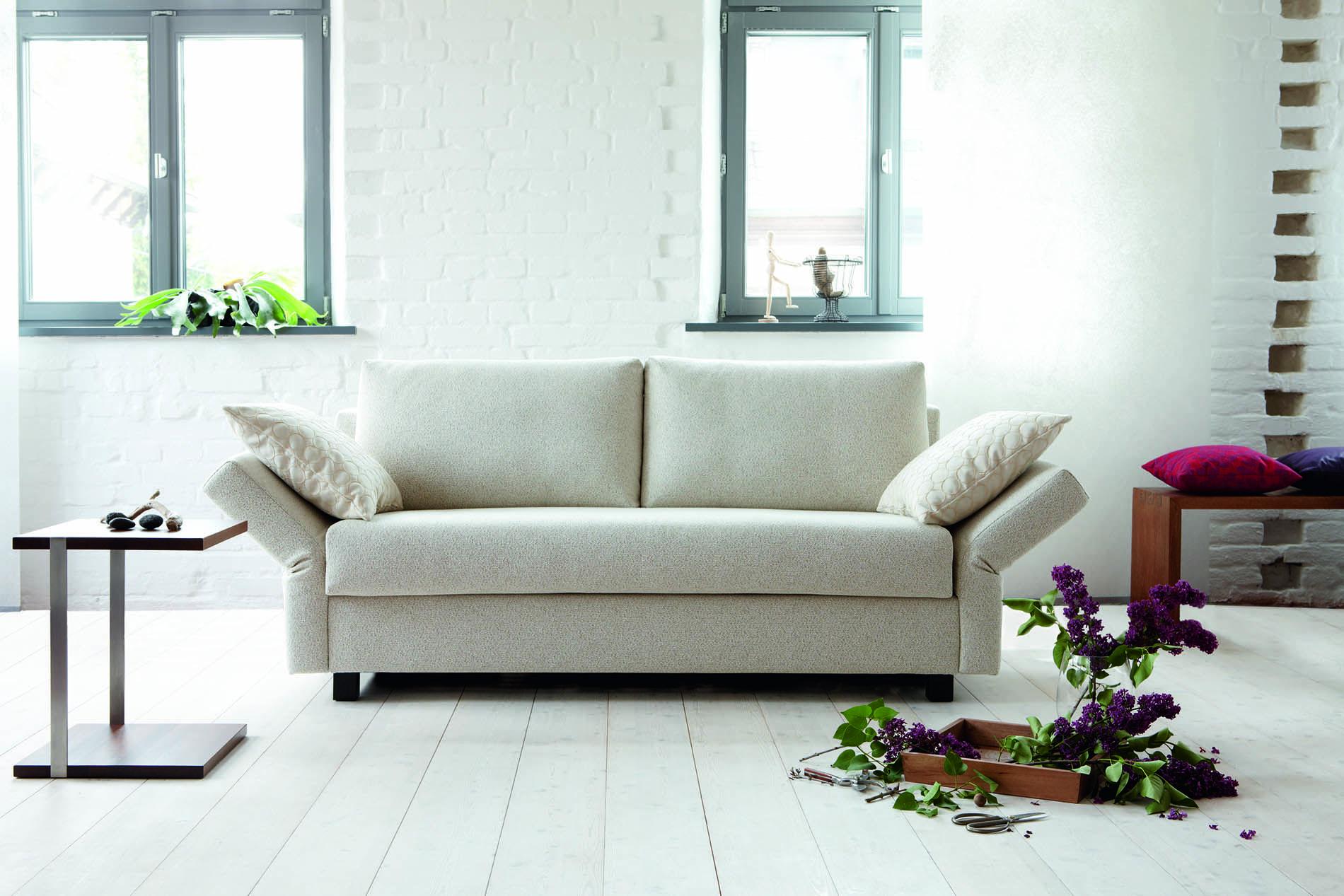 Bettsofa design  Das Schlafsofa Cuba von Signet. The sofabed Cuba from Signet ...