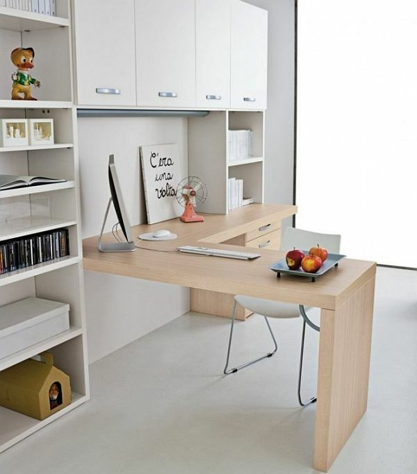 praktische platzsparende m bel teenager zimmer selber bauen woning schreibtisch buero en. Black Bedroom Furniture Sets. Home Design Ideas