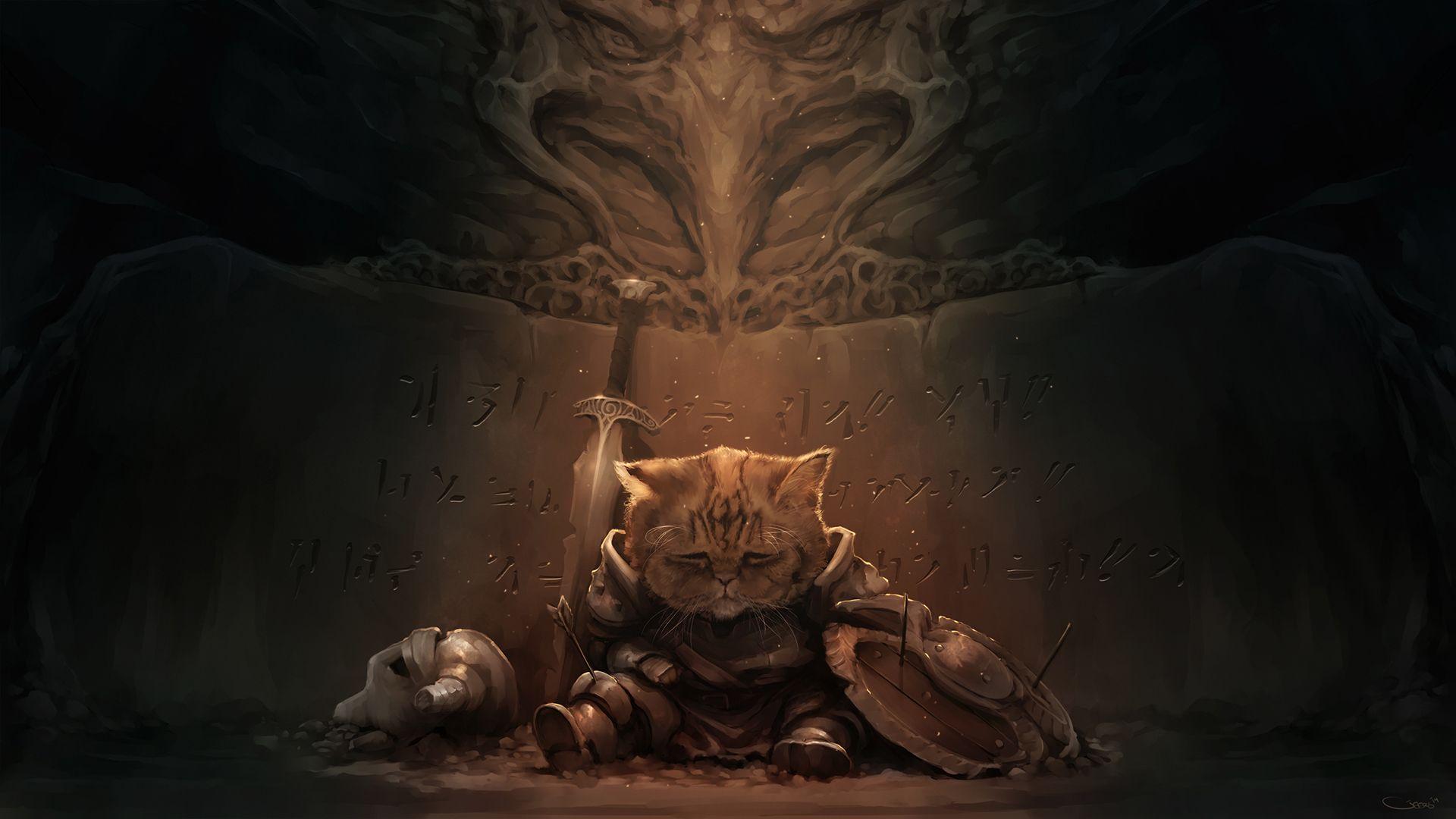 The Saddest Little Dragonborn In Skyrim Art Skyrim Wallpaper