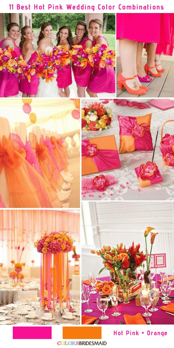 Pin On Pink Bridesmaid Dresses