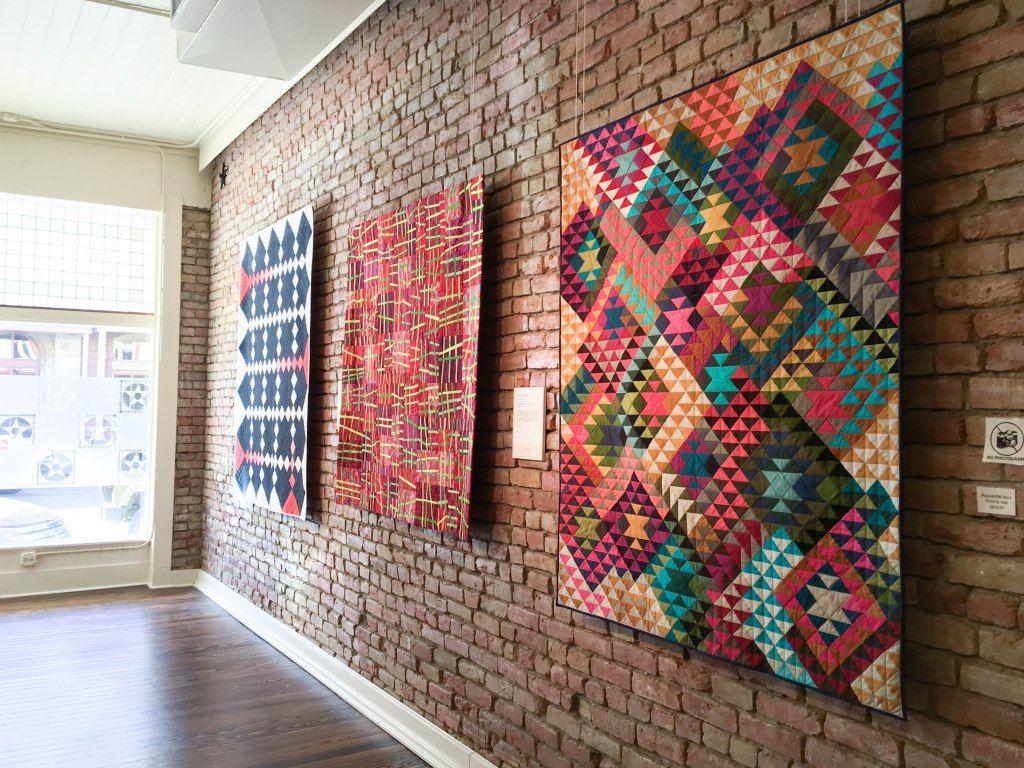 MQG Exhibit at the Texas Quilt Museum (The Modern Quilt Guild ... : texas quilt guilds - Adamdwight.com