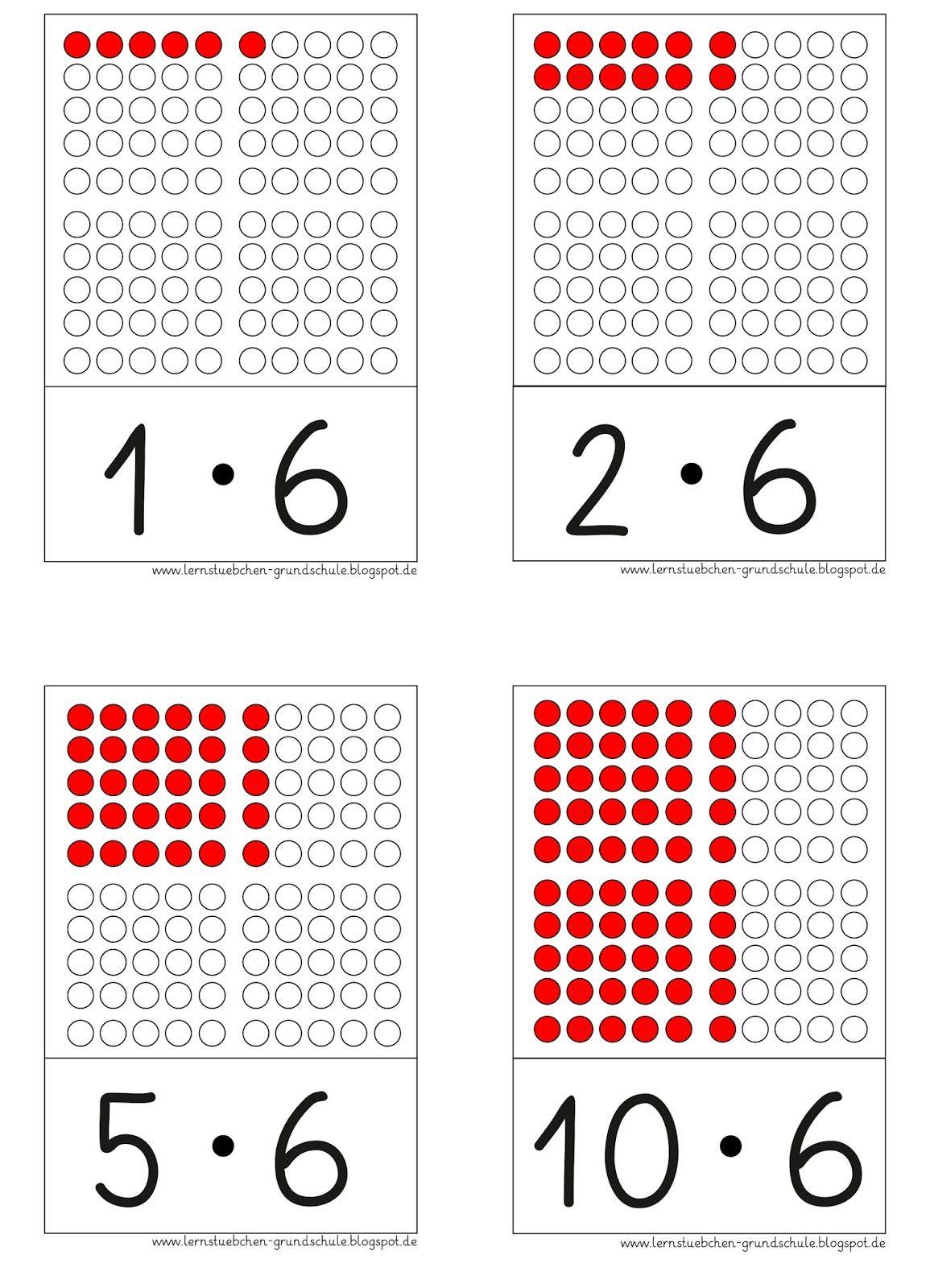 lernst252bchen kernaufgaben gro223e aufgabenkarten mathe
