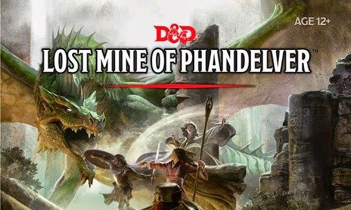 Lost Mine of Phandelver | D&D in 2019 | Edible cake toppers