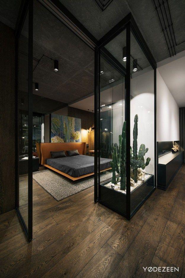 Desert Loft In Kyiv By Yodezeen Huis Interieur Design
