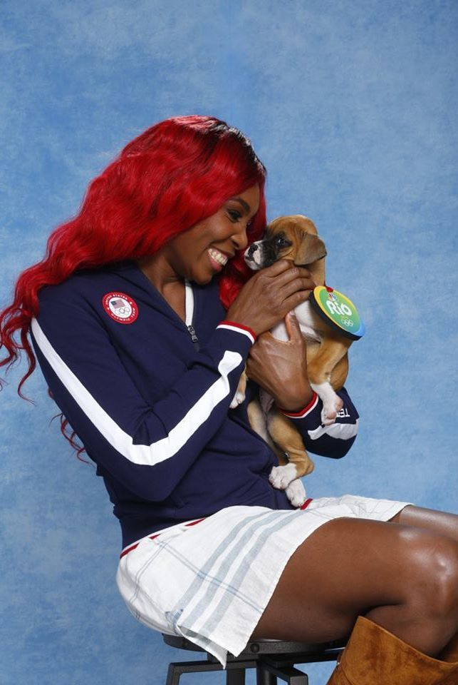 Venus Williams Nbc olympics, Inspiring athletes, Team usa