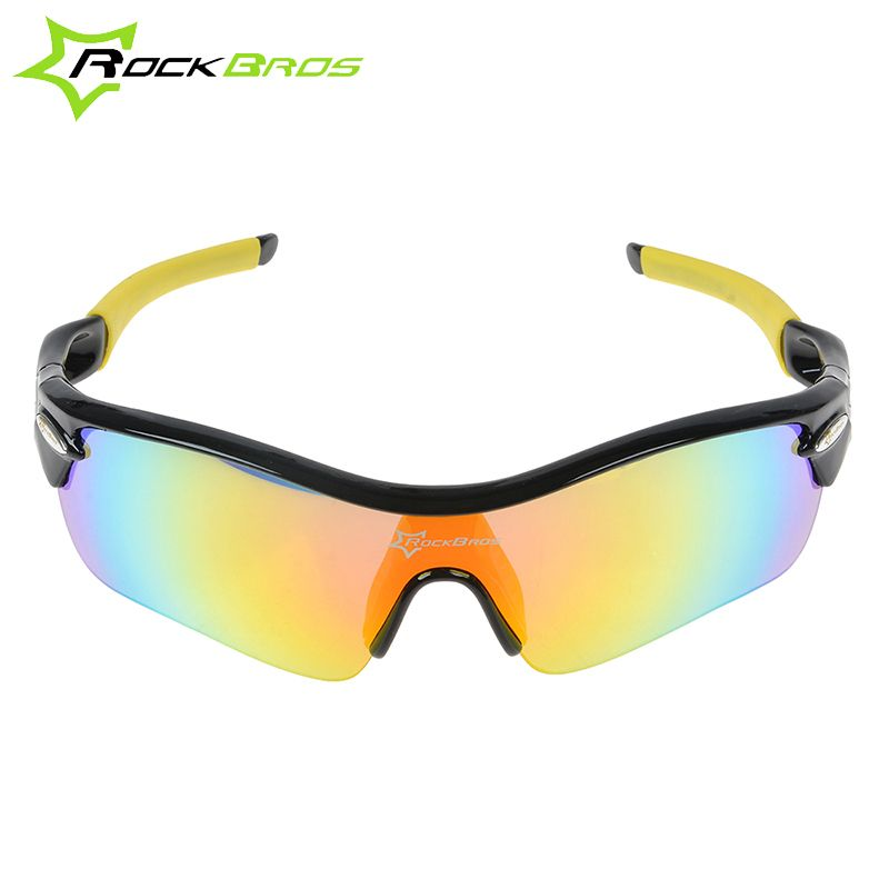 Rockbros Cycling Eyewear 3 Lens Polarized Sports Eyewear