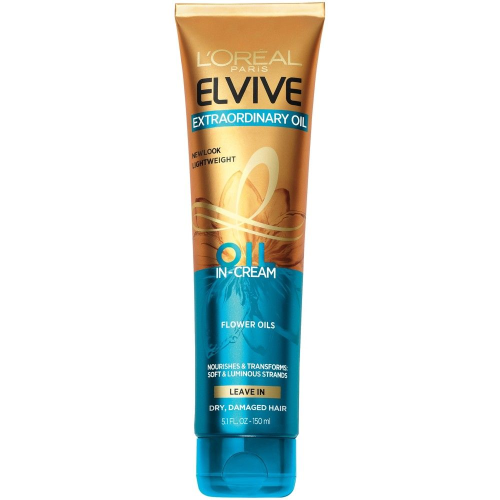 L'Oréal Paris Elvive Extraordinary Oil Leave In Oil In Cream 150ml