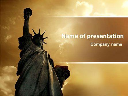 http www pptstar com powerpoint template liberty statue liberty
