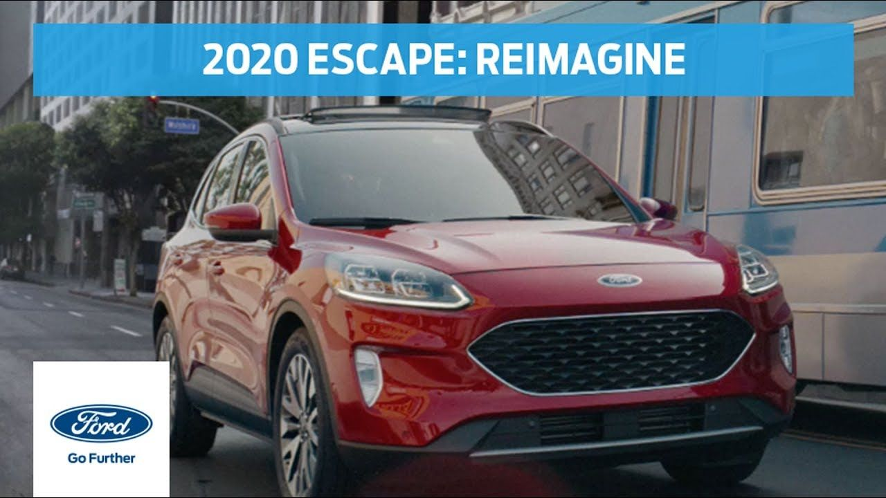 The All New 2020 Escape Squeeze Ford In 2020 With Images