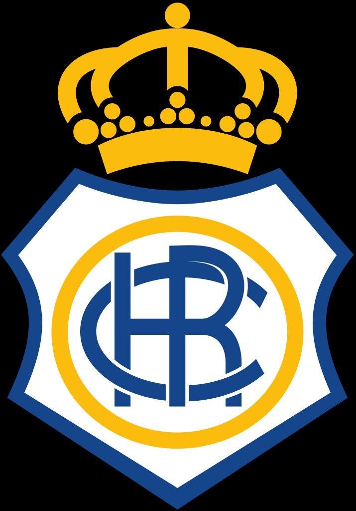 Real C R De Huelva Huelva 1889 Escudos De Futebol Clubes Futebol