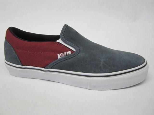 f33c4540ce Slip On Pro Navy Slate Brick