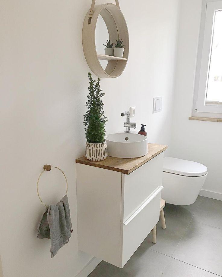 Photo of Der Winter ist jetzt auf das Gäste-WC umgezogen. Guten Morgen und einen tollen … – Melanie