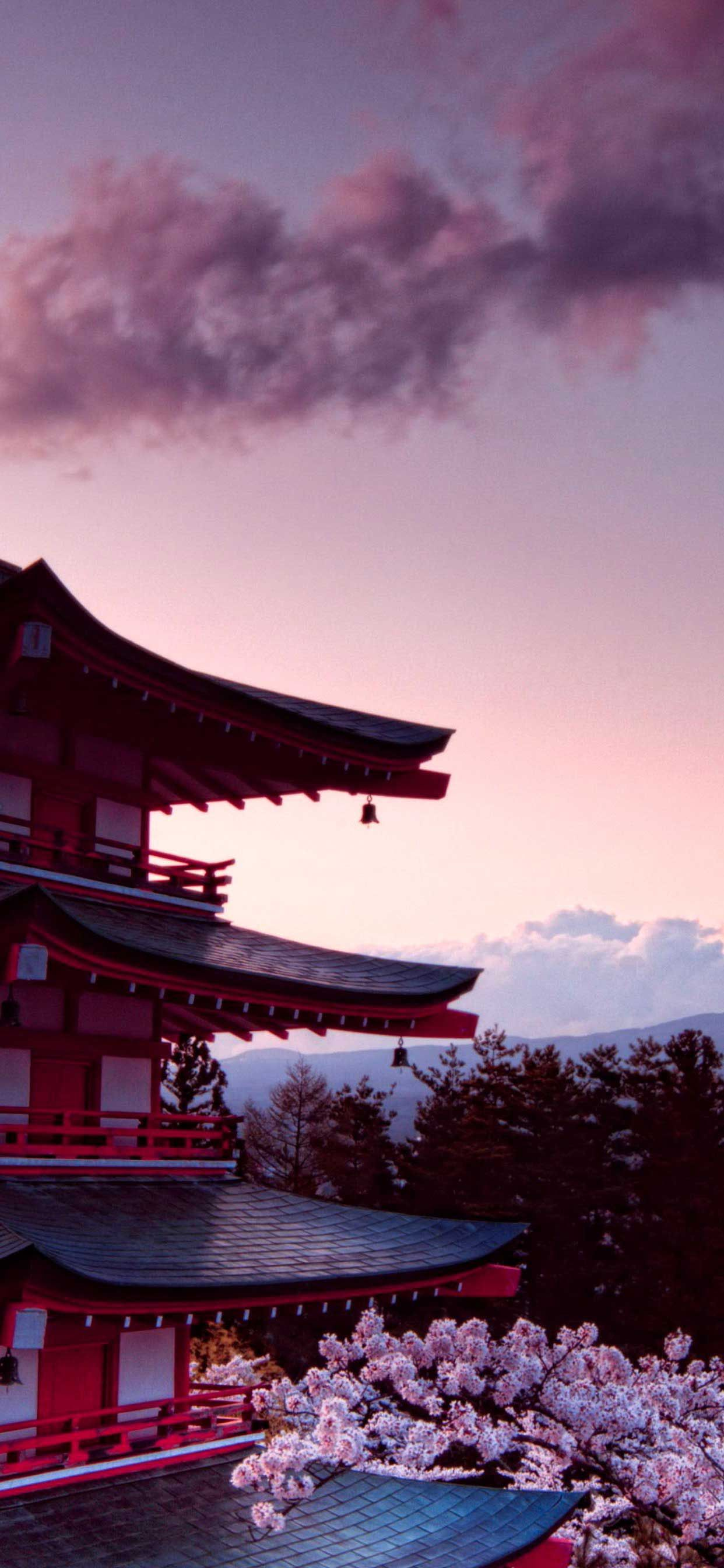 Churei Tower Mount Fuji In Japan K Iphone Pro Ma Wallpaper In 2020 Iphone Wallpaper Japan Japanese Wallpaper Iphone Savage Wallpapers