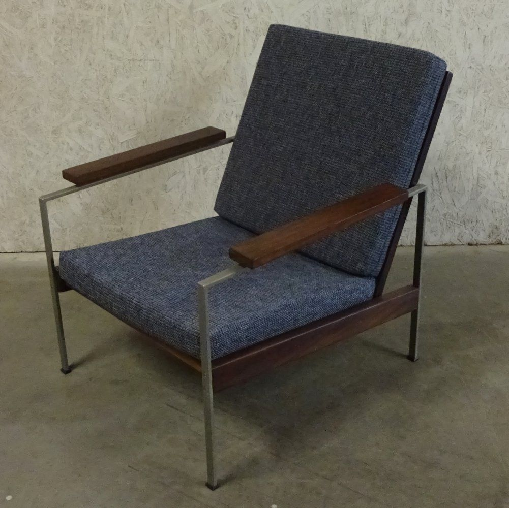 Wondrous For Sale Lotus Lounge Armchair By Rob Parry For Gelderland Pdpeps Interior Chair Design Pdpepsorg