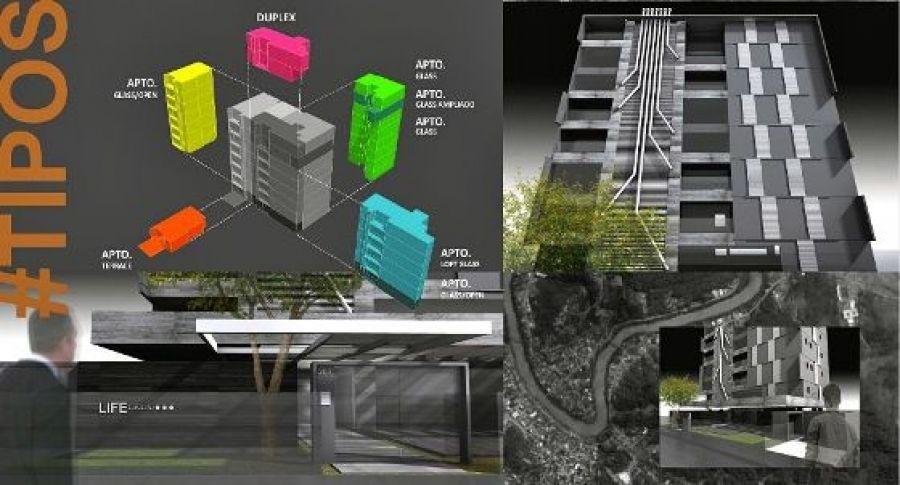 EA+STUDIO Arquitetura - Florianópolis - Santa Catarina - Brasil - Life Blumenau