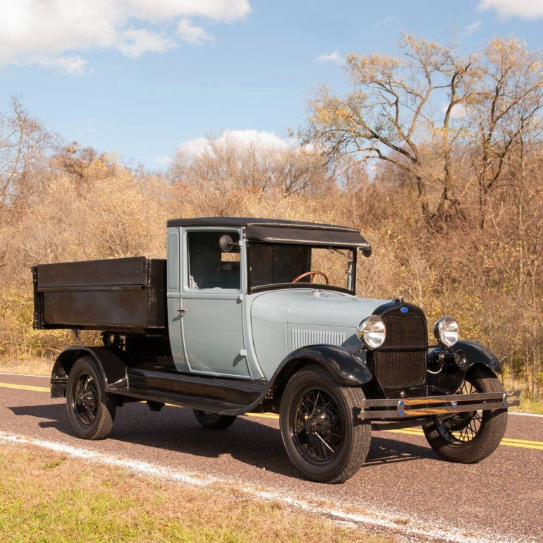 1928 Ford Model AA Dump Truck | Old Rides | Pinterest | Ford models ...