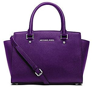 Save big on the Michael Kors Selma Medium Convertible Leather Satchel! This  satchel is a top 10 member favorite on Tradesy. 175ae6e03f