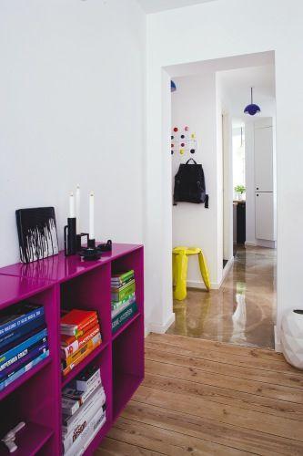 parket VS pavimento åpent hus: 42 m2 i Køben / Copenhagen studio apartment