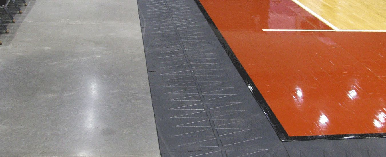 Rubber Ramps And Transitions Ramps For Basketball Courts Ada Compliance Ramps Threshold Ramps For Wheelchair Acc Rubber Ramp Transition Strips Wheelchair Ramp