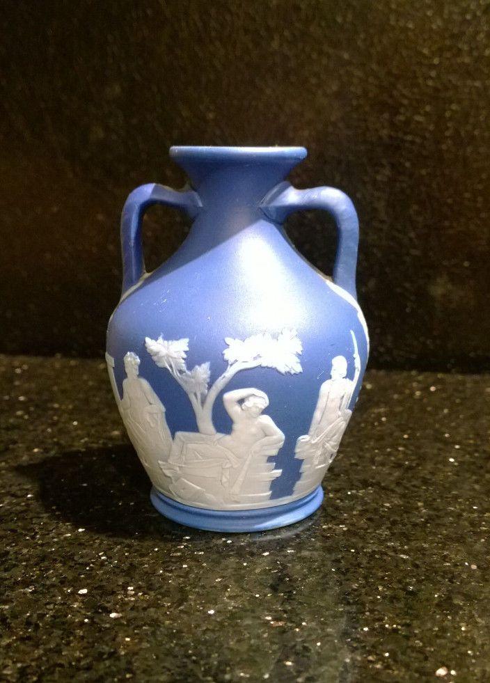 Wedgwood Medium Portland Vase Antique Vintage Ebay Vintage
