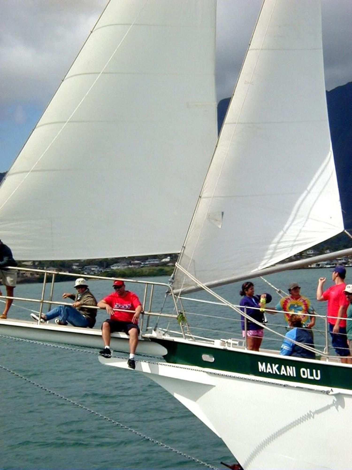 Dogfriendly sailing in hawaii explore the birthplace of