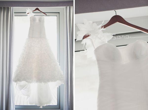 Perchas personalizadas para el vestido de novia | La Boda!! El gran ...