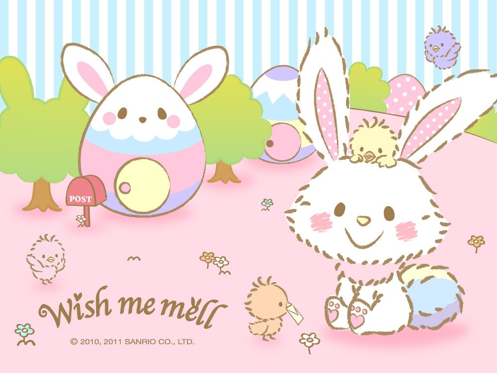 Image Detail For Wish Me Mell Wallpaper Kawaii Wallpapers