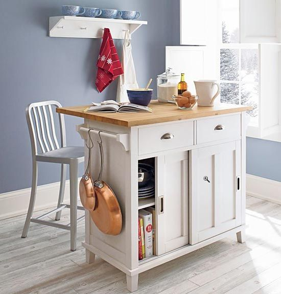 Crate And Barrel Belmont Kitchen Island Assembly
