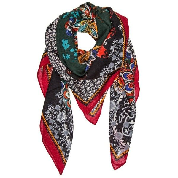 Roeckl HIPPIE Scarf ($130) ❤ liked on Polyvore