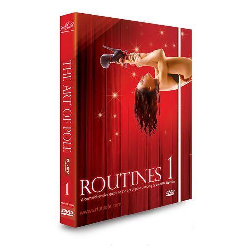 XP-JDDVD-ROUTINES1 - Jamilla Deville-Routines Dance #1 DVD