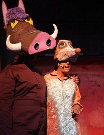 Timon and pumbaa costumes adults