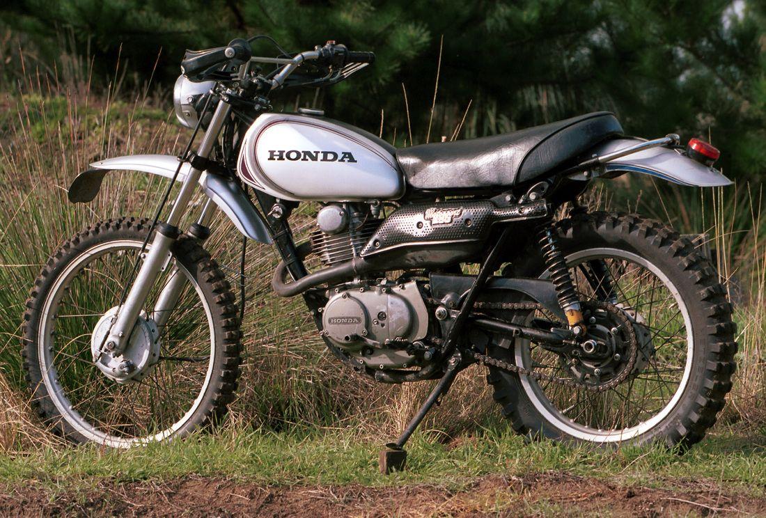 Honda XL250 Motosport Test VINDURO NZ Retro Enduro and