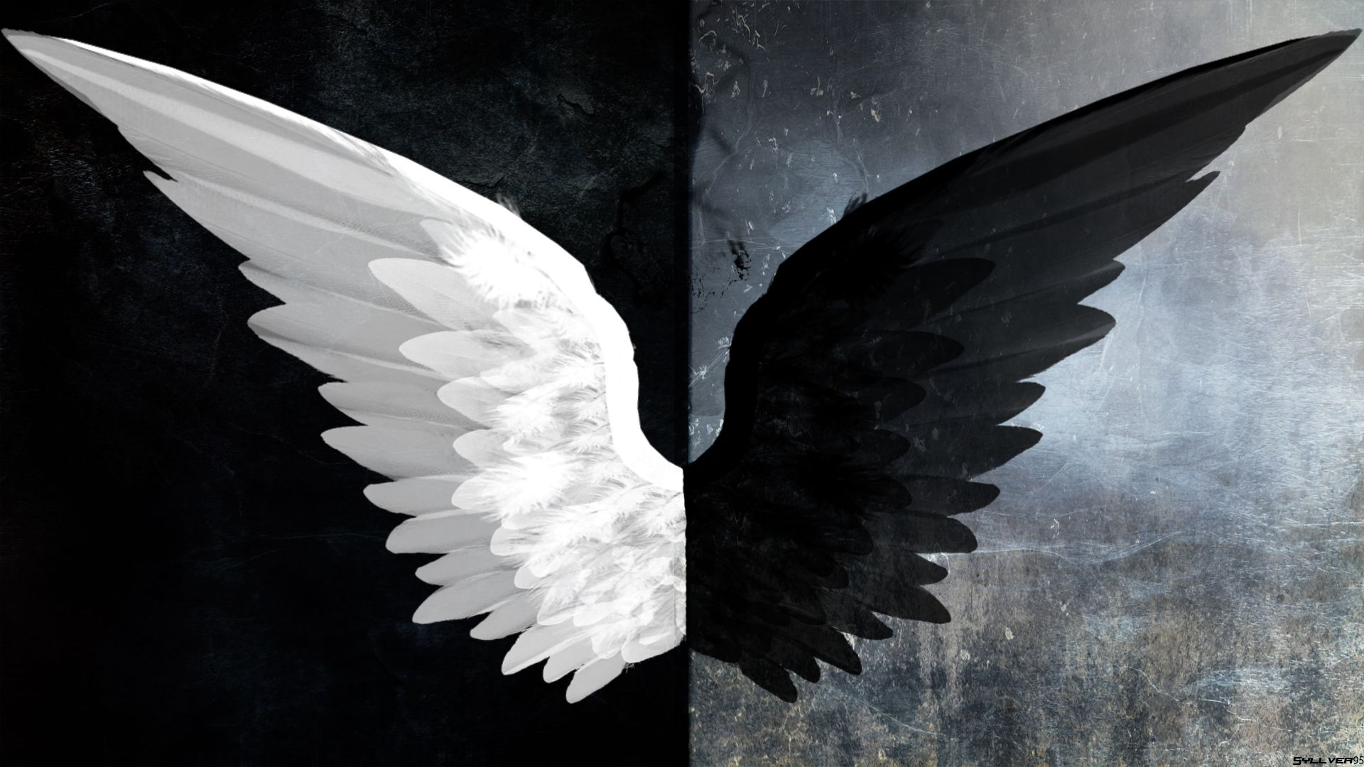 Pin on backgrounds clipart images etc - Free evil angel pictures ...