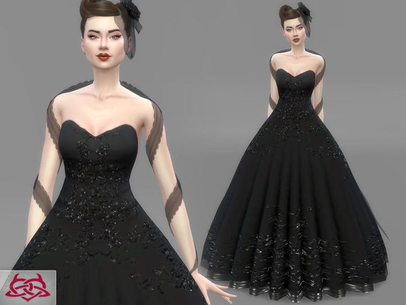 dress - bridal headdress found in tsr category 'sims 4 sets